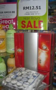 Cheaper alternative of generic tealight candles