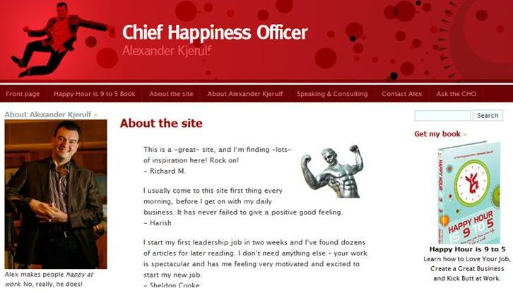 chiefhappinessofficer