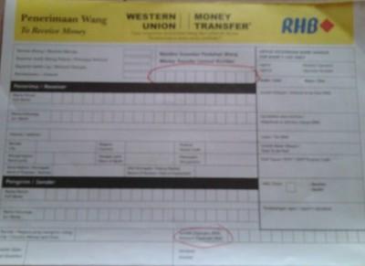 RHB-westernunion