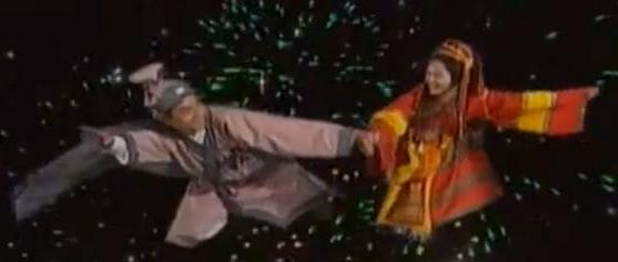Journey to the West TVB 1996