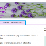 Create custom a 404 (page not found) page using Thesis WordPress theme thumbnail